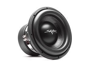 2 Skar Audio ZVX-8 D4 8 900W RMS Dual 4 SPL Car Subwoofer