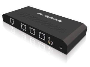 Ubiquiti ERLite-3-US Edgemax EdgeRouter Lite-3 3x Gigabit LAN Ports
