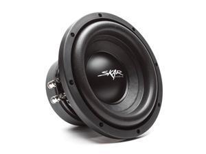 "Skar Audio SDR-8 D4 8"" 700 Watt Max Power Dual 4 Ohm Car Subwoofer"