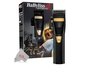 BaByliss PRO Black Cordless Clipper FX870BN Black & Gold BlackFX