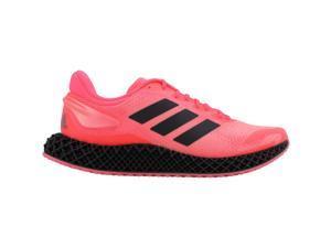 Adidas 4D Run 1.0 Signal Pink/Core Black-Light Flash Orange FV6956 Men's Size 8.5 Medium