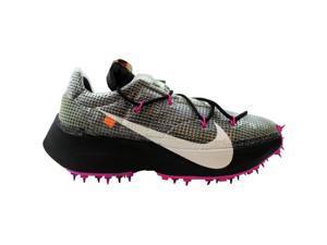 Nike Vapor Street/ OW Black/White CD8178-001 Women's Size 15.5 Medium