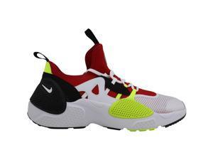 Nike Huarache EDGE TXT White/White-University Red AO1697-100 Men's Size 10.5 Medium