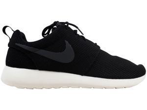 Nike Roshe One Black/Anthracite-Sail 511881-010 Men's Size 8 Medium