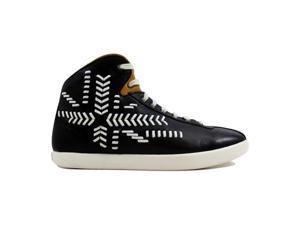 Men's Nike Air Max 270 BlackBlackOil GreyVolt Running Shoes AH8050 017