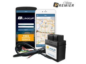 Linxup Wired GPS Vehicle Tracker, Car Tracker, Truck GPS, Car GPS device for Vehicle Tracking, Connected Car for Business with Driving Alerts, Vehicle Maintenance, Fleet Tracking, and Car Locator