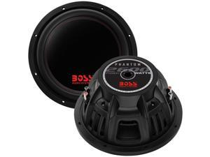 "Boss Phantom 12"" Woofer2600W Max Dual 4 Ohm voice coil P129DC"