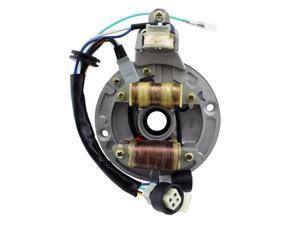 RMSTATOR Replacement for Stator Yamaha YFM 80 Badger 1992-1994 / YFM 100 Champ 1989-1991   OEM Repl.# 3GB-85560-10-00 / 3GB-85560-00-00 YFM80 YFM100