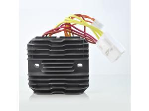 RMSTATOR Replacement for Mosfet Voltage Regulator Rectifier Polaris RMK Switchback IQ Cleanfire Dragon 600 700 800 2007-2015   OEM Repl.# 4011731 4012476 4012930 4013587