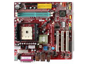 MB, MS-6741 VER.1, K8M800, 3X PCI,  1X CNR, 2X DIMM, SCKT 754, SHIELD