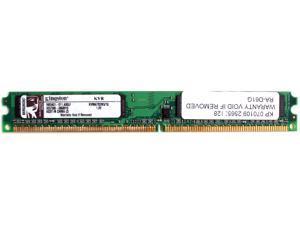 MEMORY 1GB 667 240P, KVR667D2N5/1G 1.8V, 9905431-018.A00LF