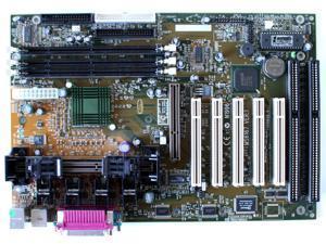 MOTHERBOARD MS-6167 VER.1, 2X ISA, 5X PCI, 1X AGP SLOTS
