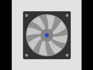 HP DC7700 CMT HEATSINK/FAN 418803-001