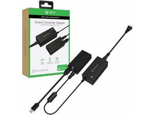 Hyperkin Kinect Converter Adapter for Xbox One S, Xbox One X, and Windows 10 PCs - Officially Licensed By Xbox