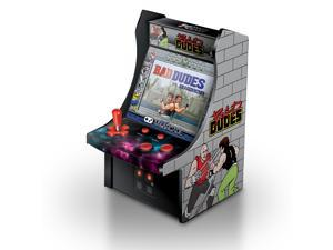 MY ARCADE Bad Dudes Collectible Retro Micro Arcade Machine Portable Handheld Video Game Licensed by Data East