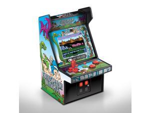 "MY ARCADE Data East Caveman Ninja Collectible 6"" Retro Micro Arcade Machine Portable Handheld Video Game"