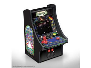 "MY ARCADE BANDAI NAMCO GALAGA 6"" Micro Arcade Machine Portable Handheld Video Game"
