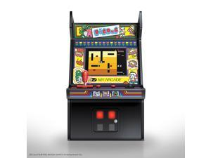 "MY ARCADE BANDAI NAMCO Dig Dug 6"" Micro Arcade Machine Portable Handheld Video Game"