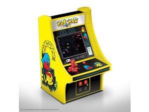 "MY ARCADE Bandai Namco PAC-MAN 6"" Micro Arcade Machine Portable Handheld Video Game"
