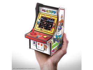 "MY ARCADE Bandai Namco MAPPY 6"" Micro Arcade Machine Portable Handheld Video Game"