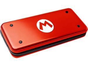 HORI Nintendo Switch Alumi Case Officially Licensed By Nintendo - Mario Edition