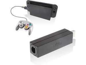 Nyko Retro Controller Adapter Single 1- Port GameCube Controller Adapter for Nintendo Switch