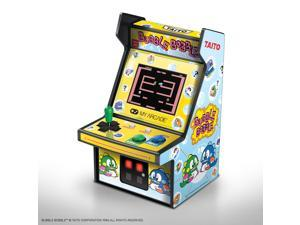 """My Arcade Bubble Bobble Micro Player 6"""" Collectable Portable Handheld Video Game"""