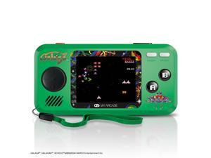 My Arcade Galaga Pocket Player Portable Handheld with 3 Games: Galaga, Galaxian, & Xevious