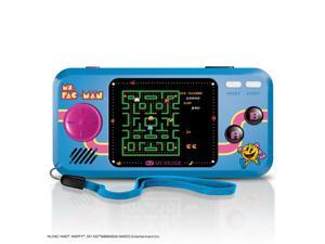 My Arcade MS. PAC-Man Pocket Player Portable Handheld with 3 Games: MS.PAC-Man, Sky Kid & MAPPY