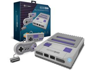 Hyperkin RetroN 2 HD Gaming Console for Nintendo NES / SNES / Super Famicom - Gray