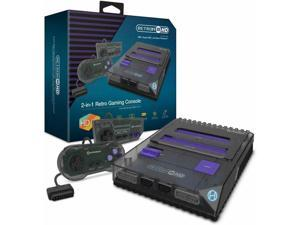 Hyperkin RetroN 2 HD Gaming Console for NES/ Super Famicom - NES M02888-SB