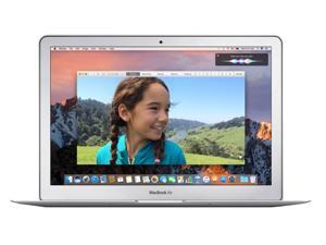 Apple A Grade Macbook Air 13.3-inch (Glossy) 1.8GHZ Dual Core i5 (Late 2017) MQD32LL/A 256GB SSD 8GB Memory 1440 x 900 Display Mac OS Hi Sierra Power Adapter Included