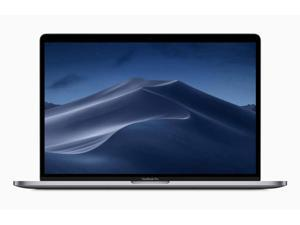 Excellent Grade Macbook Pro 15.4-inch (Retina DG, Space Gray, Touch Bar) 2.4Ghz 8-Core i9 (2019) MV912LL/A-BTO1 256GB SSD 32GB Memory 2880x1800 Display Mac OS Big Sur Power Adapter Included
