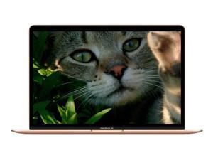 Apple A Grade Macbook Air 13.3-inch (Retina, Gold) 1.6GHZ Dual Core i5 (2019) MVFL2LL/A 256GB SSD 8GB Memory 2560x1600 Display Mac OS Power Adatper Included