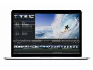 Apple A Grade Macbook Pro 15.4-inch (Retina) 2.3Ghz Quad Core i7 (Mid 2012) MC975LL/A 64GB SSD 8 GB Memory 2880x1800 Display macOS Sierra Power Adapter Included