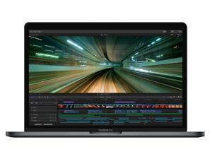 Apple A Grade Macbook Pro 13.3-inch (Retina, Space Gray, Touch Bar) 2.9Ghz Dual Core i5 (Late 2016) MLH12LL/A 128GB SSD 8GB Memory 2560x1600 Display Mac OS Sierra Power Adapter Included