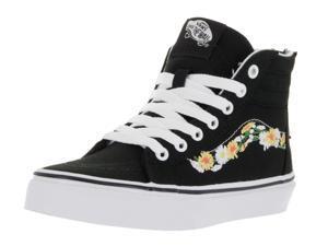 e2cc21bd87 Vans Kids Sk8-Hi Zip (Daisy) Skate Shoe