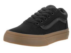 ba3ac2f9f207 Vans Kids Old Skool (Canvas Gum) Skate Shoe