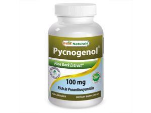 Best Naturals, Pycnogenol 100 mg 60 Capsules