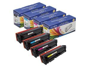 PrintOxe® 054H Compatible Set for CRG 054H of 4 Toner Cartridges 054 High Yield for Canon Color ImageClass MF622cdw / MF640C / MF641cw / MF642cdw / MF644cdw and LBP620 / LBP622cdw
