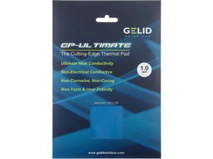 Gelid Solutions Ultimate GP-Ultimate-Thermal Pad 120x120x1.0mm. Excellent Heat Conduction, Ideal Gap Filler. Easy Installation Thermal Conductivity 15W - 1 Pack