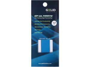 Gelid Solutions GP-Ultimate 15W- Thermal Pad 120x20x1.0mm. Excellent Heat Conduction, Ideal Gap Filler. Easy Installation - 1 Pack