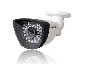 TMEZON HD CCTV Security Camera 960H Home Security Day/Night Waterproof Outdoor Camera 900TVL 30 IR-LEDs 3.6mm Wide Angle Lens