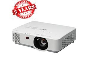 NEC - NP-P474W - NEC Display P474W LCD Projector - 1280 x 800 - Ceiling, Rear, Front - 720p - 4000 Hour Normal Mode -