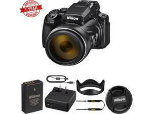 Nikon COOLPIX P1000 Digital Camera USA
