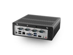 MITXPC NDL-AR151DM557 Celeron J1900 Embedded Industrial Mini PC, 4 x Serial COM