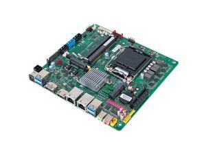 Mitac PH12SI-D Thin Mini-ITX Skylake/Kabylake Q170 Motherboard w/ Dual GbE LAN