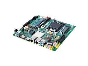 Mitac PH12FEI-Q370-12V Coffee Lake Industrial Thin Mini ITX Motherboard, Triple Displays, MiAPI, Dual LAN