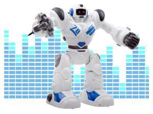 Remote Control Robot for Kids Intelligent Programmable Robot Jiaqi 353 Robben Hart,  Dancing, Singing Led Eyes, Gesture Sensing Robot Kit for Childrens