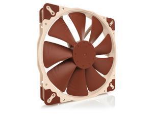 Noctua NF-A20 FLX, Premium Quiet Fan, 3-Pin (200x30mm, Brown)
